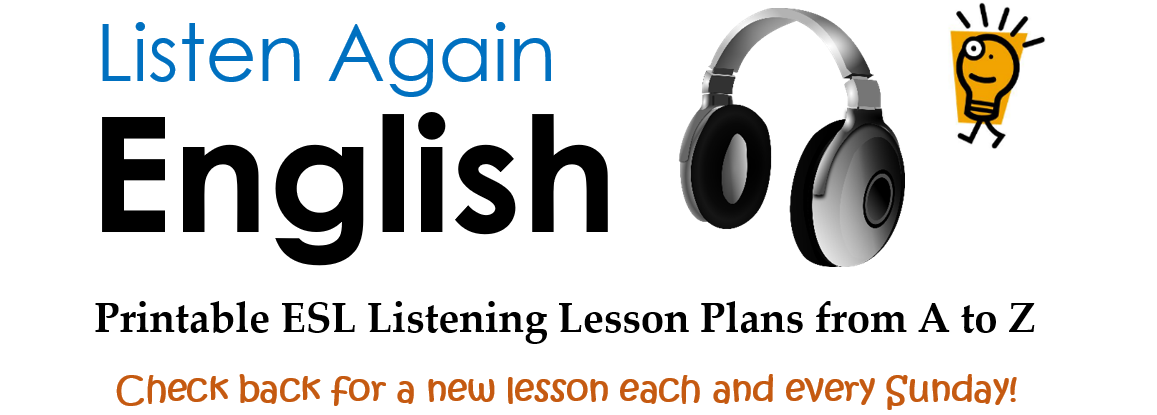 Easy English Listening Activities
